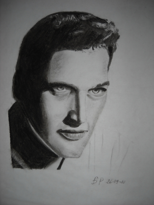 Paul Newman by biaky10
